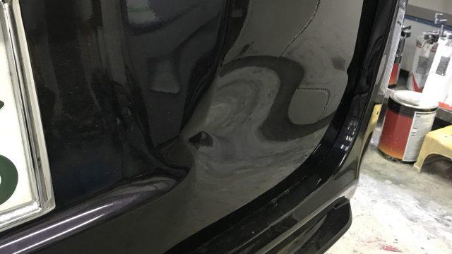 ホンダ ステップワゴン バックドア修理 [見積書付き]