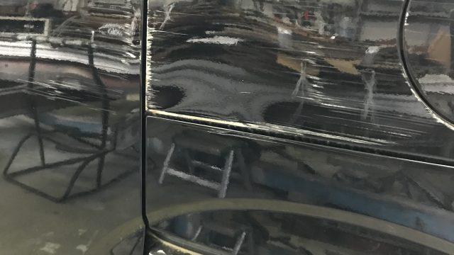 ホンダ N-BOX 側面修理 [見積書付き]