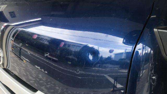 トヨタ ハイエース200 広範囲修理