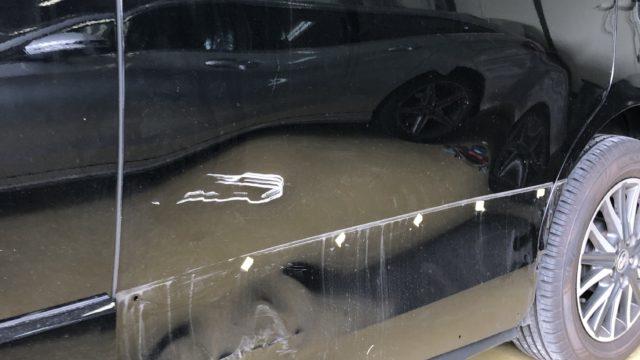 トヨタ ノア スライドドア交換