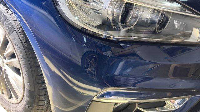 [見積書付き]   BMW 218i フロントバンパー修理