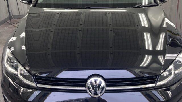 VW Golf リヤフェンダー修理